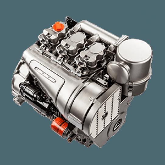 11 LD 626-3 diesel